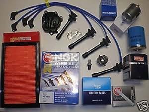 Tune Up Kit Nissan Sentra 1996 – 1999 ga16de Filtro de aire Filtro de aceite Filtro