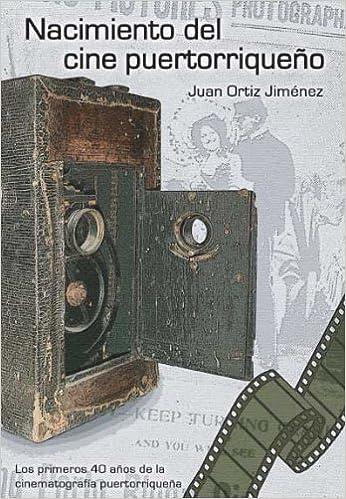 Amazon.com: Nacimiento del cine puertorriqueño (Spanish ...