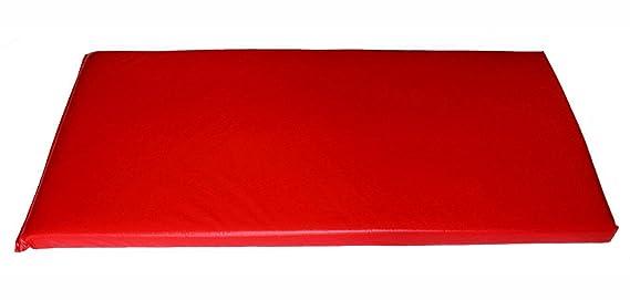Kinder Rainbow Designer Mat Red 22 X 48 X 2