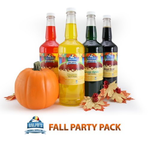Fall Party Punch Syrup ()