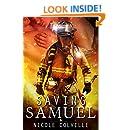 Saving Samuel (Manchester Ménage Collection Book 1)