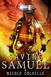 Saving Samuel (Manchester Ménage Collection Book 1)