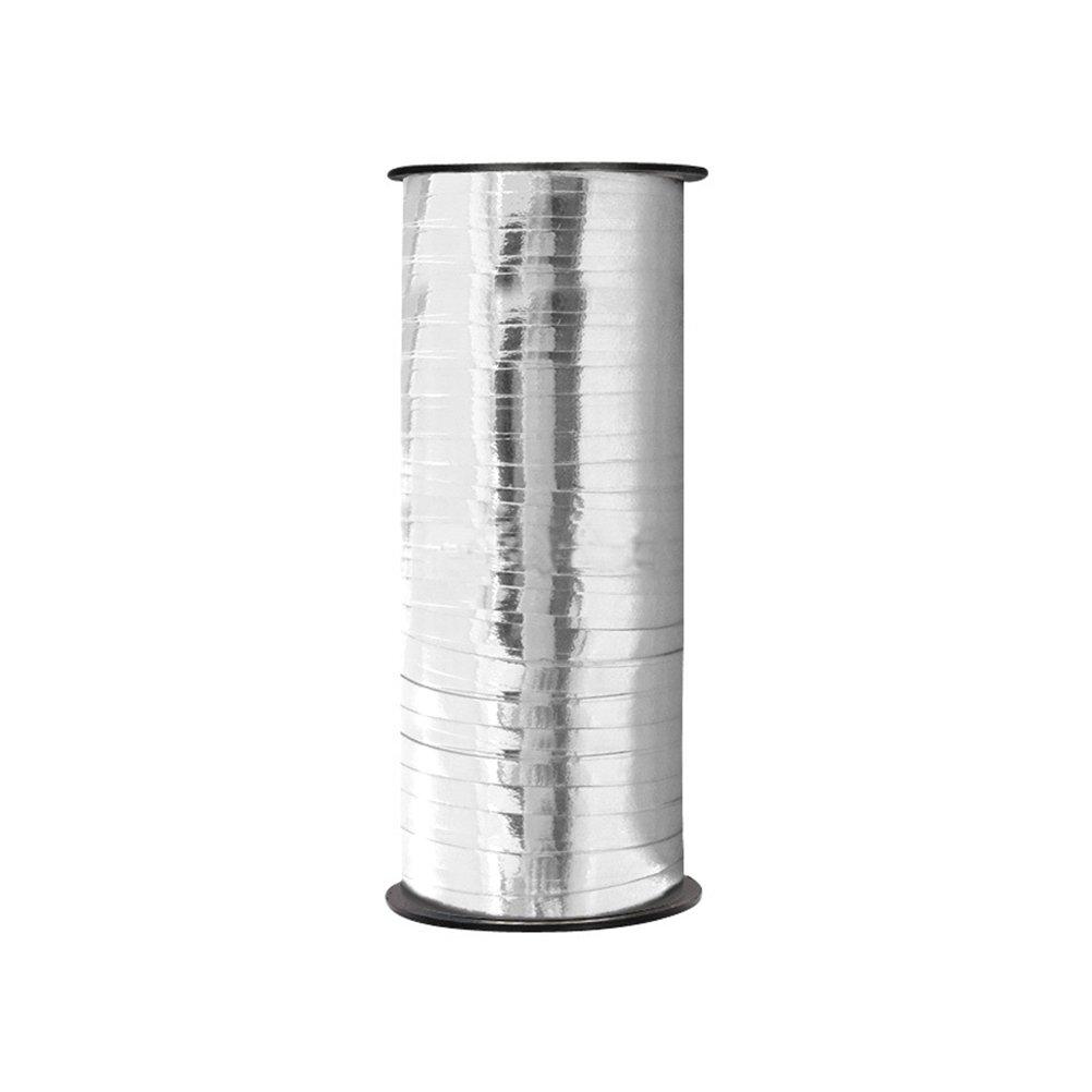 HEALLILY La cinta que se encrespa rizada de la cinta del globo de 100 yardas para el envoltorio para regalos de los artes de los partidos