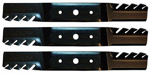 "Set Of John Deere 48"" Gator Blades for Deck John Deere L1..."