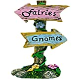 Twig & Flower The Miniature Garden Fairy & Gnome Sign Review