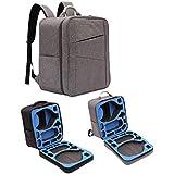 DZT1968 Multifunction Large capacity Waterproof Shoulder Backpack Bag For DJI Mavic Pro RC Drone + DJI VR Goggles 36x23x41cm