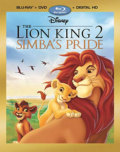 (Walt Disney Studios The Lion King 2 : Simba's Pride (Blu-ray + DVD))