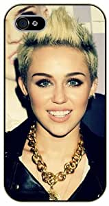 iPhone 6+ Plus Miley Cyrus, doll face, black plastic case / Inspirational and motivational life quotes / SURELOCK AUTHENTIC