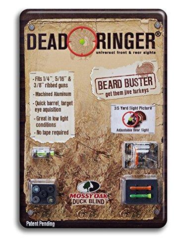 Dead Ringer DR4355 Beard Buster (Mossy (Lexan Ring)