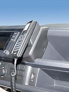 Kuda Telefonconsola VW T6 Transporter ab 2015 Kunstl. negro