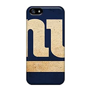 Awesome YQJNVxV8945rrjDJ Jesussmars Defender Tpu Hard Case Cover For Iphone 5/5s- New York Giants