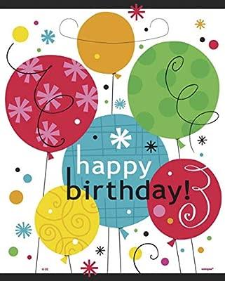 Partido Ênico fiesta de cumpleaños Ventoso Bolsas (paquete ...