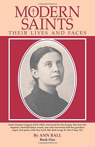 Ann Ball - Modern Saints: Their Lives and Faces, Book 1
