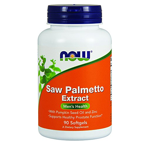 NOW Saw Palmetto Extract Softgels product image