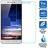 Royal Touch ® Coolpad Cool 1 - 9H Premium Tempered glass screen protector with installation kit