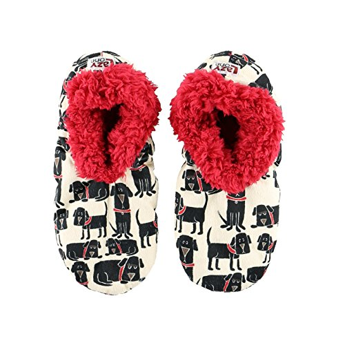 Womens Slippers Fuzzy Feet Plush Fuzzy Ruff House Feet Slippers Night LazyOne Fuzzy Ladies by Soft rq8rtpxw