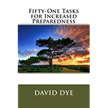 Fifty-One Tasks for Increased Preparedness