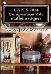 CAPES 2014 Composition 2 de mathématiques