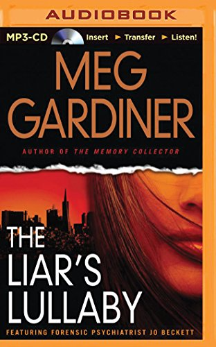 The Liar's Lullaby (Jo Beckett Series)