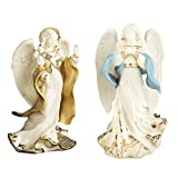 Lenox First Blessing Nativity Angels, Angel of Peace, Angel of Hope