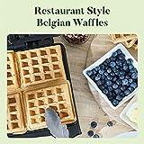 BELLA 4 Slice Non-Stick Belgian Waffle