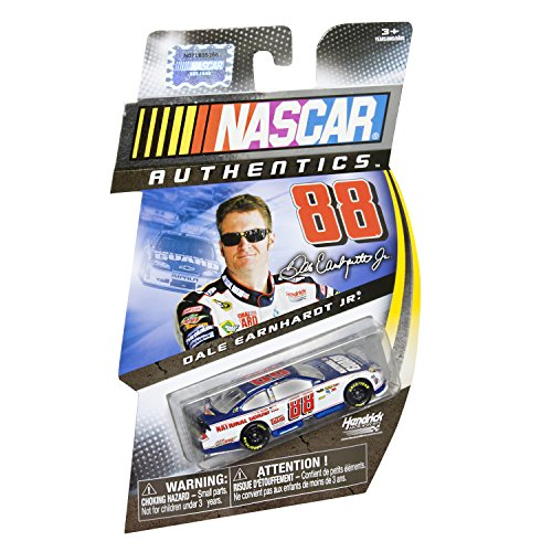 (NASCAR - 1:64th Collector Car - Authentics - Chevy # 88 National Guard (Dale Earnhardt Jr.))
