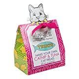 Happiness is Treats Cat Cookie Mix with Tuna Fish Shaped Cutter