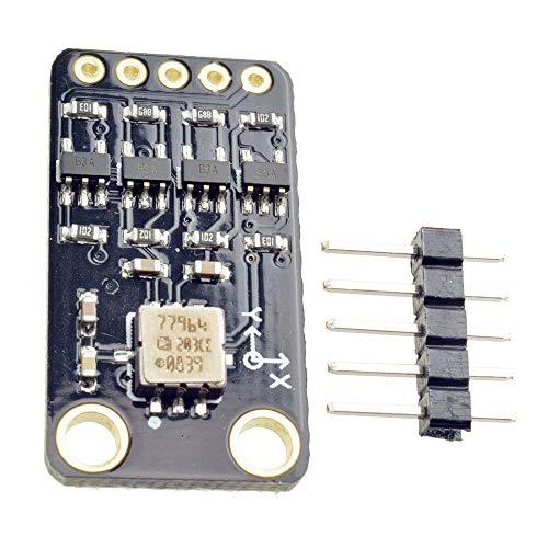 (1Set ADXL203 AD8605 Dual Axis Accelerometer Tilt Measurement Sensor Amplifier Module Polysilicon Surface Micromachined Sensors)