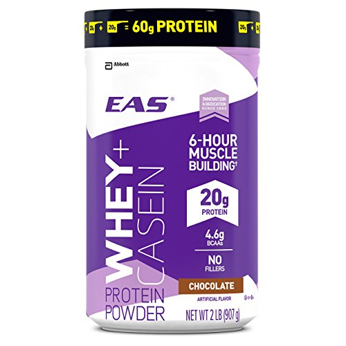 EAS Casein Protein Powder Chocolate