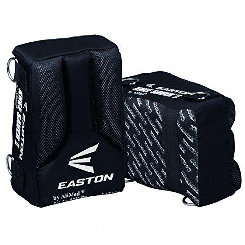 Easton Knee Saver Ii, Black, Small