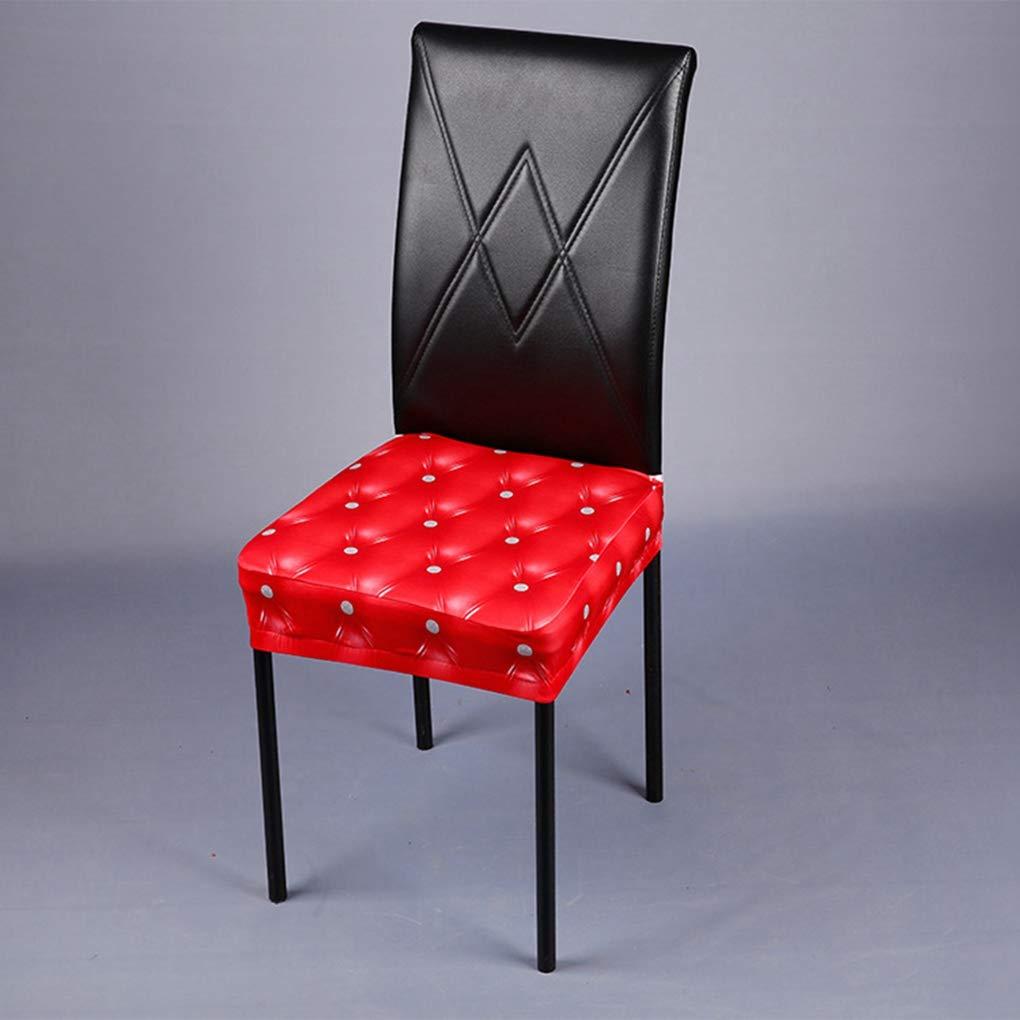 椅子カバー 取り外し可能 プロテクター ストレッチ スリップカバー ショートダイニングルーム スツール USシート ウェディング ホテル プレーンダイ 2枚 3BQK90  S11 B07KD62HLR