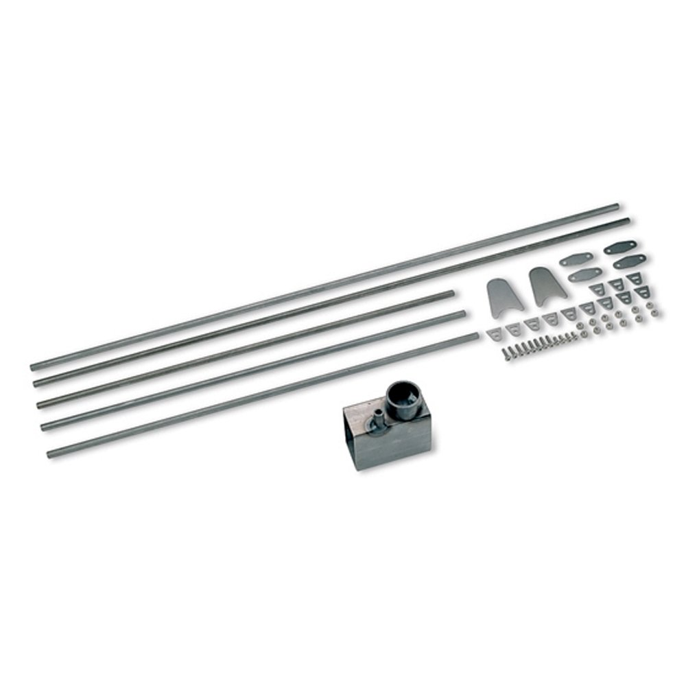 Chassis Engineering 7603 Parachute Pack Mount Kit