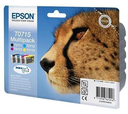 Cartuchos de impresora - cartuchos de impresora - T0715 Multi-pack ...