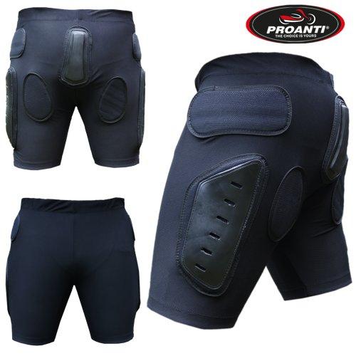 Protektorenhose Ski Snowboard Protektorenshorts Motocross BMX Protektor Short Hose