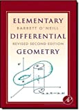 Elementary Differential Geometry 2nd Edition