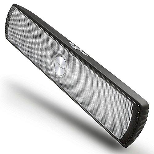 Find Discount FosPower [BTS20] Portable Wireless Bluetooth 3.0 Speaker, HD Loud Bass Sound Quality f...