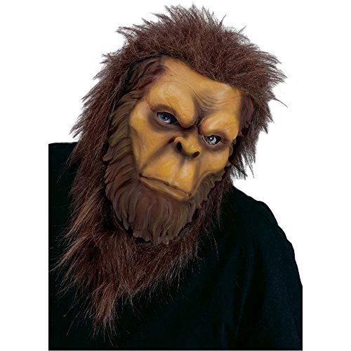 Big Foot Mask Costume Accessory