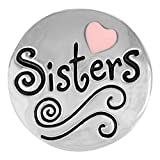 Ginger Snaps Sisters Engraved Snap