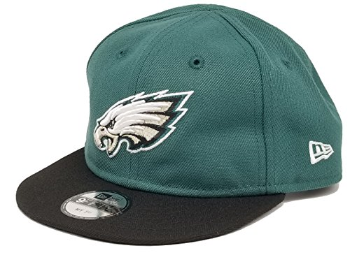 Authentic My 1st Toddler NFL Philadelphia Eagles Team Color Snapback - Adjustable -