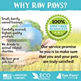 Raw Paws Smoked Beef Marrow Bones for Dogs