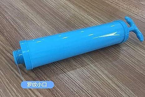 SUNXIN Bomba de succi/ón manual Bolsa de compresi/ón de vac/ío para trabajar de la Mano con El cilindro de succi/ón
