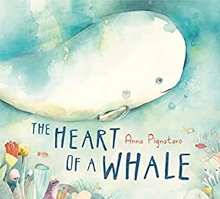 Book Cover: The Heart of a Whale