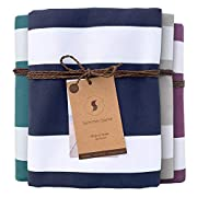 SummerSand Microfiber Beach Towel Sand Free 63×31.5in – Odorless Quick Dry Towel for Pool & Surfing – Lightweight Travel…