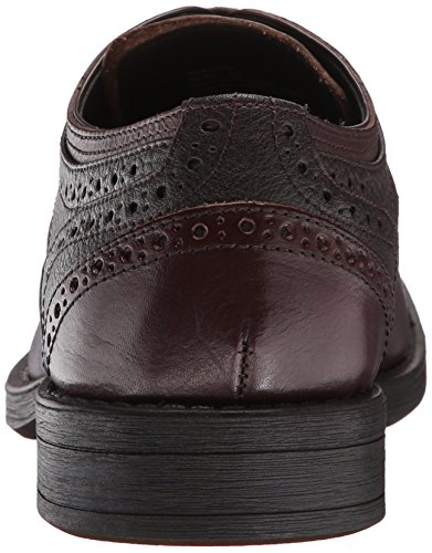 Kenneth Cole Brown Long REACTION Oxford Sew Men's rpwvqBr