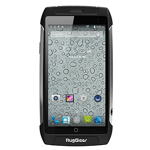 RugGear RG710 Rugged Smartphone Unlocked IP66 Waterproof Wireless Charging NFC WiFi Phone from RugGear