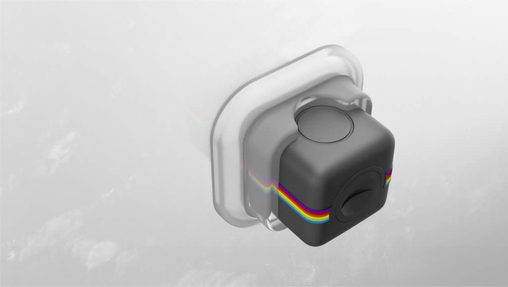 Wall Polaroid Cube /& Cube Aquarium and More Eye Suction Holder for Glass Table