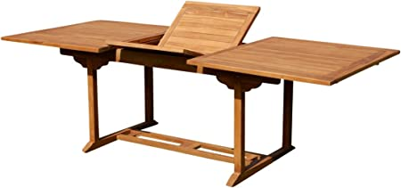 XXL Wurzelholz Esstisch Teak Massivholz Tisch Holztisch