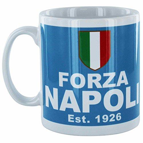 Forza Napoli (Serie A) & Diego Maradona 11oz Ceramic Coffee Mug