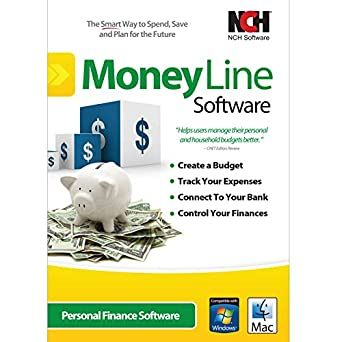 amazon com moneyline personal finance software for money management
