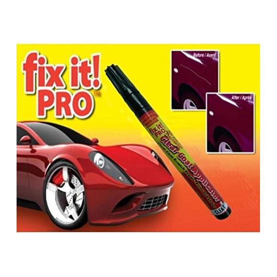 Kehma Enterprise Fix it pro! Scratch remover Pen for Laptop Mobile TV Fridge Car and Motor bike PRO UV Sunlight